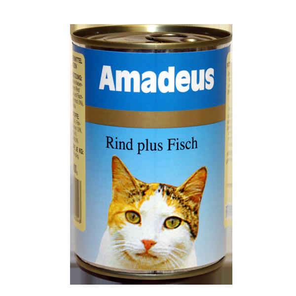 Nassfutter für Hunde und Katzen